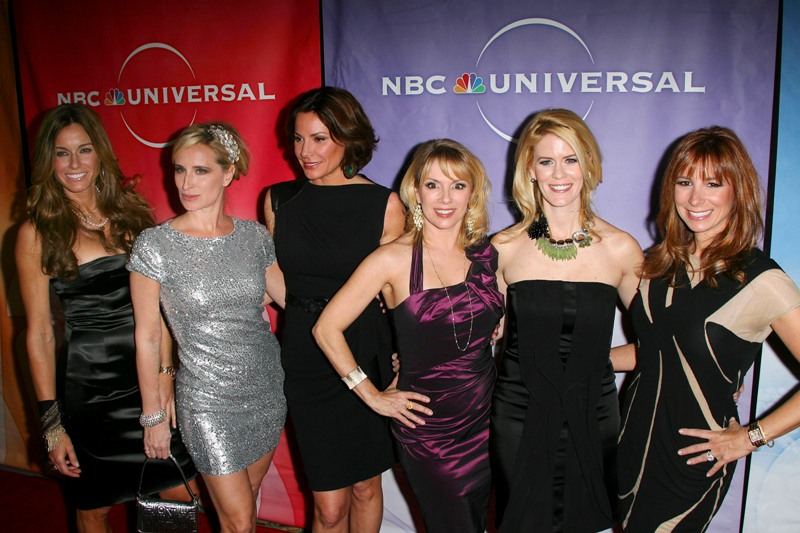 Faboosh A Z Listers Bravo Slashes New York Housewives