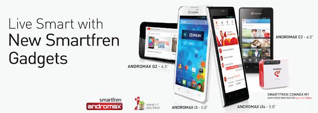 Cara Unlock Smartfren Andromax Agar Dapat Internetan Dengan Kartu GSM