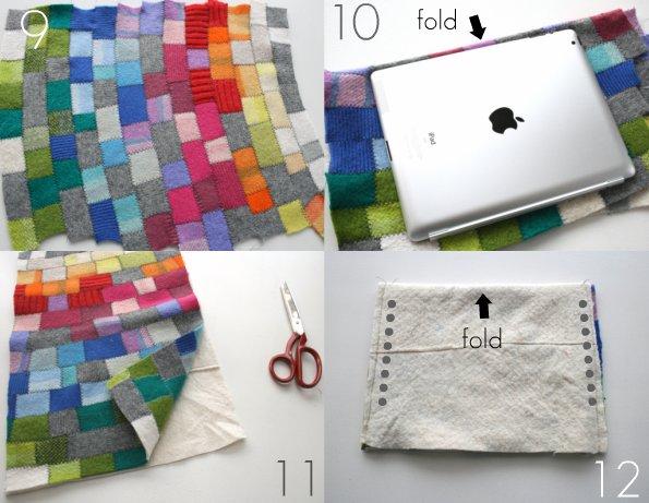 Enrhedando manualidades - Como hacer fundas de sofa paso a paso ...
