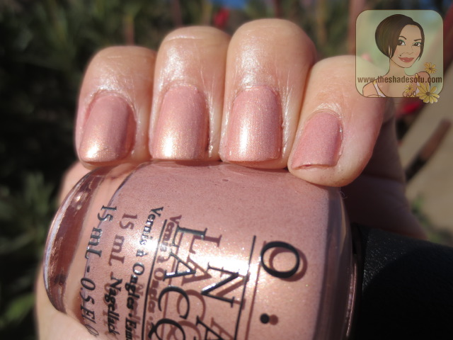 Mariah Carey by OPI Collection Swatches, Review - The Shades Of U