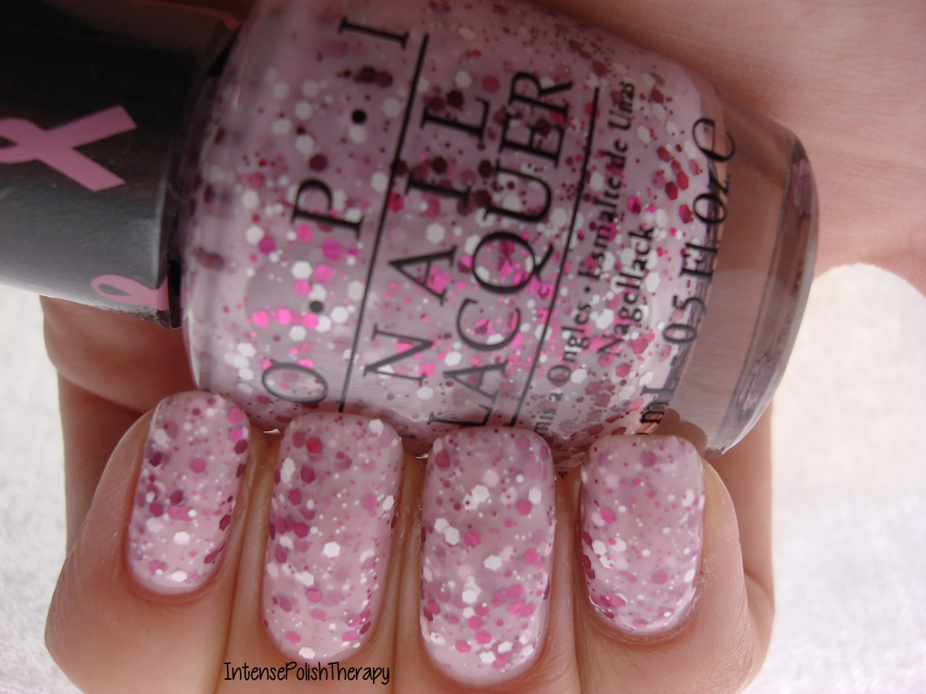 OPI - The Power Of Pink Swatch