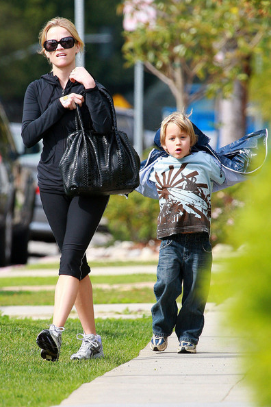 Reese Witherspoon and Ryan Phillippe's beby Deacon Phillippe