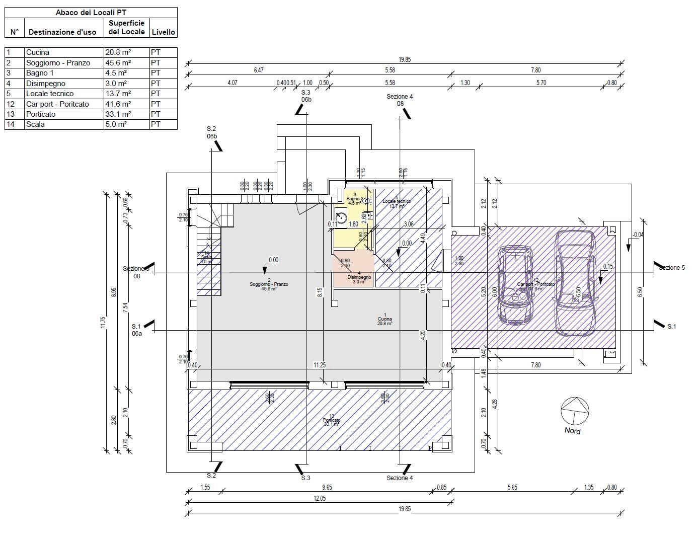Progetto casa a due piani best villa su due piani con for Grandi piani di una casa a 1 piano