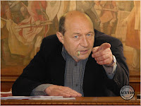Funny image Traian Basescu I want you