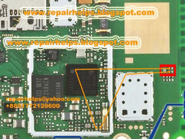 Repair Helps  Nokia Asha 305 Ringer Speaker Problem Solution