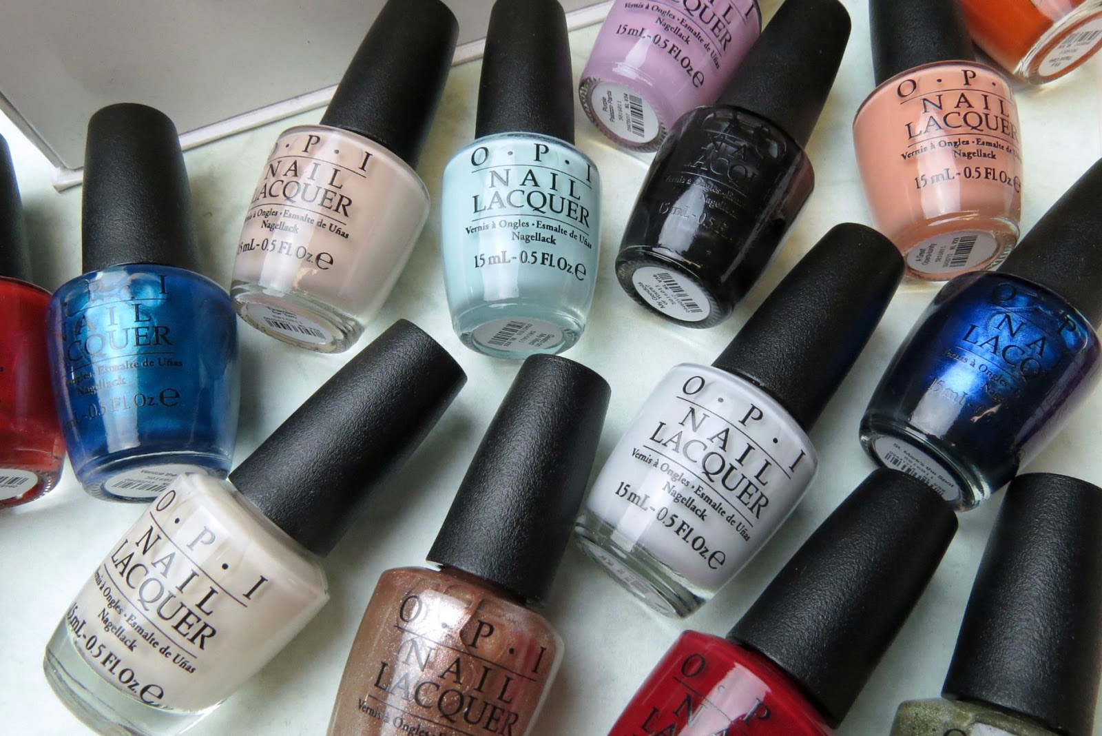 OPI Fall 2015 Venice Collection Review and Swatches*   Kaitlyn ...