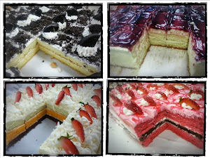 32 SLICES FOR RM90 (RM100 FOR STRAWBERRY)
