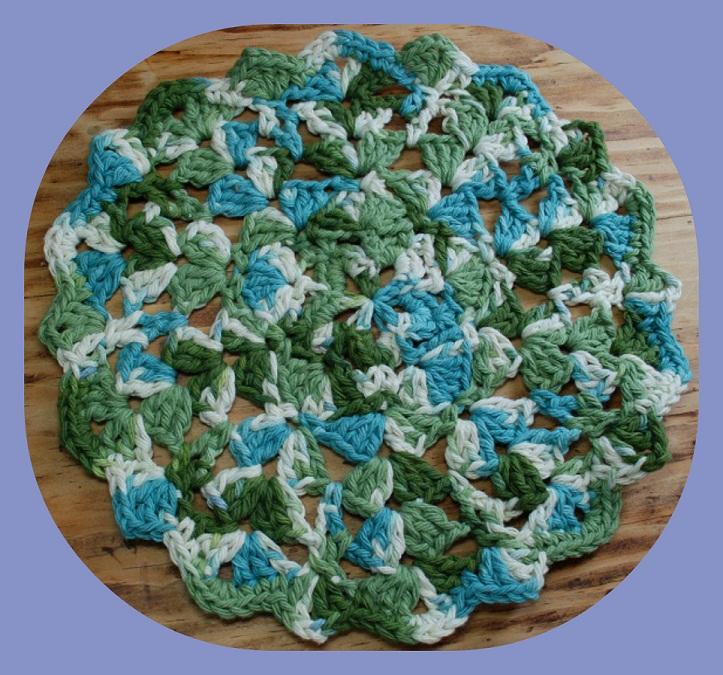 Crochet New Design : JR Crochet Designs: **NEW DESIGNS** Dishcloth Patterns