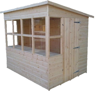 The benefits of having a set of excellent garden sheds