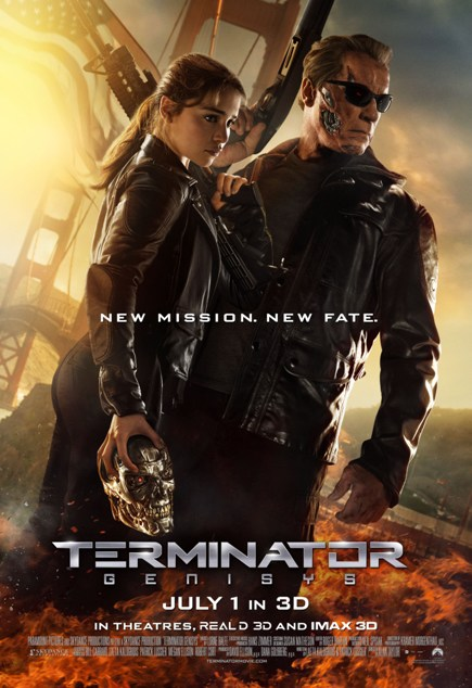 """Terminator Genisys (2015)"" movie review by Glen Tripollo"
