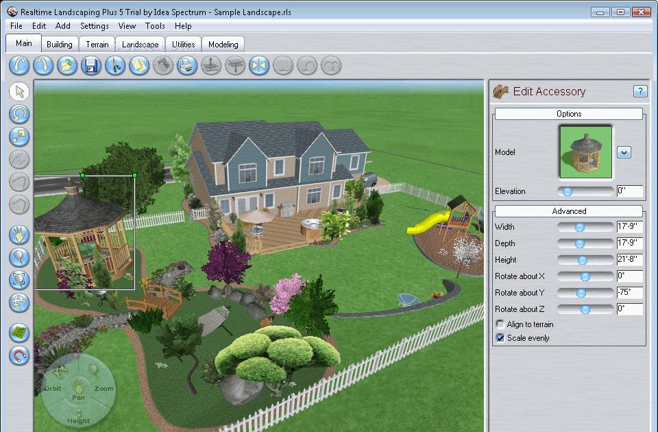 Hardscape design software WIndows | Free download software