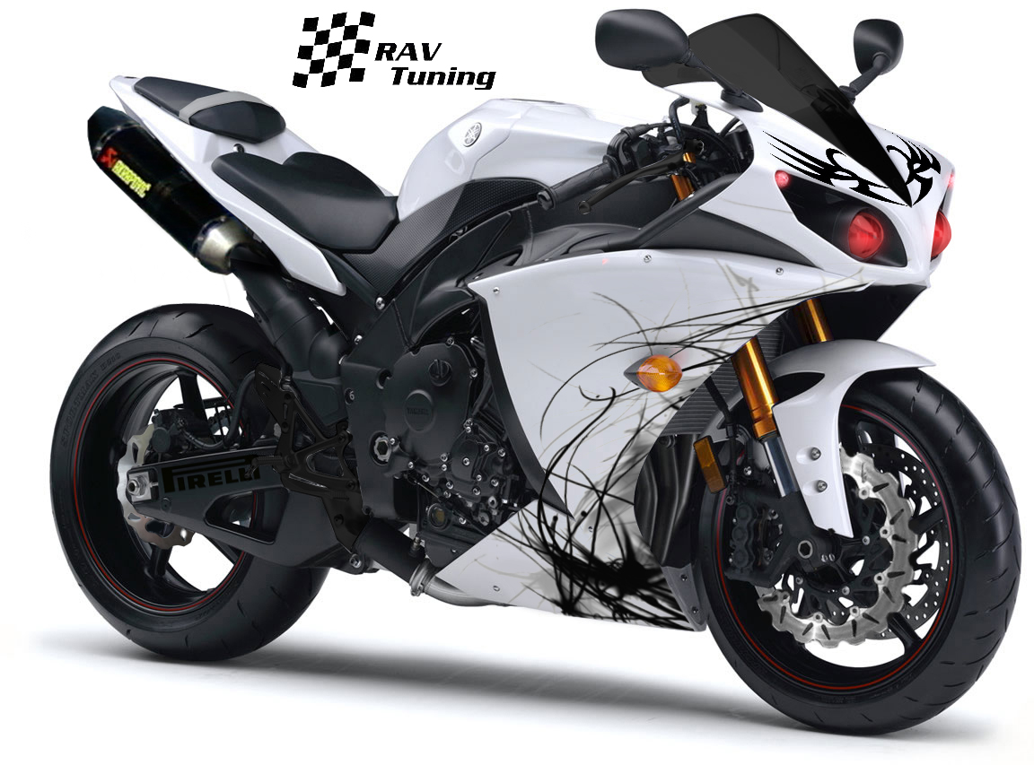 One Of My Friend Just Bought A 2011 Yamaha R1 So Thought Giving It Touch RAV TUNING Magic The List Mods Are As Follows
