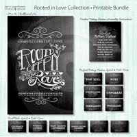 ROOTED IN LOVE COLLECTION