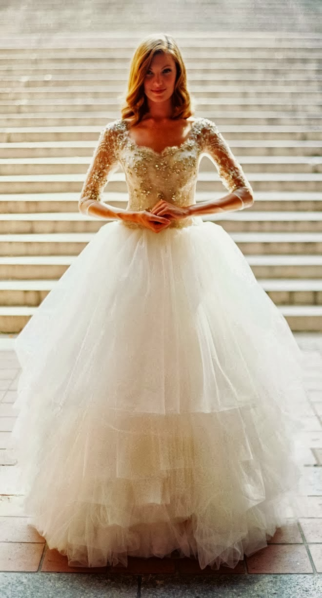 custom made wedding dresses 2014