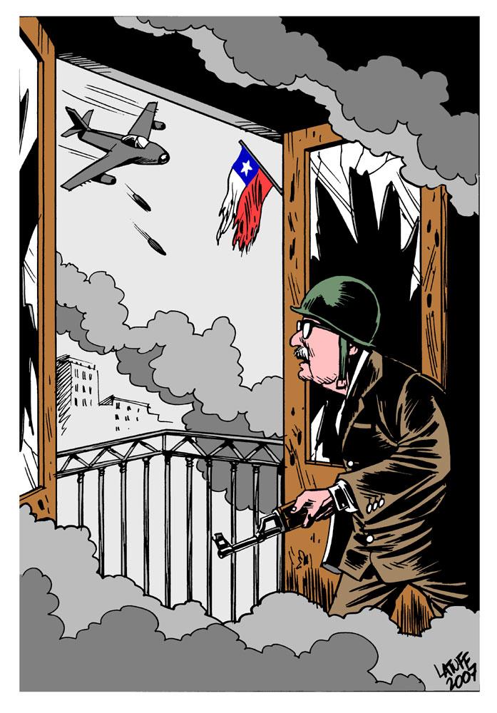 Carlos Latuff - Caricaturista Revolucionario September_11_1973_by_Latuff2