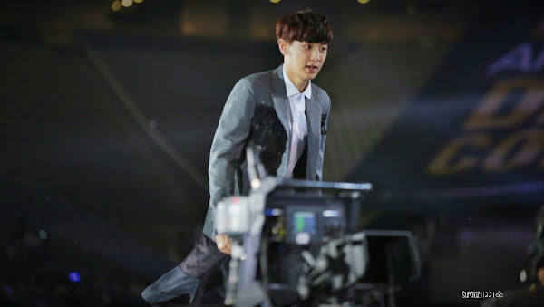 Dream Concert 2014 Chanyeol
