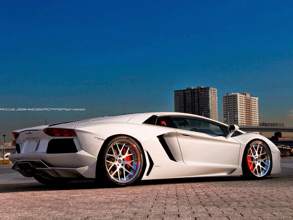 Lamborghini Aventador Modified Concept Sport Car Design