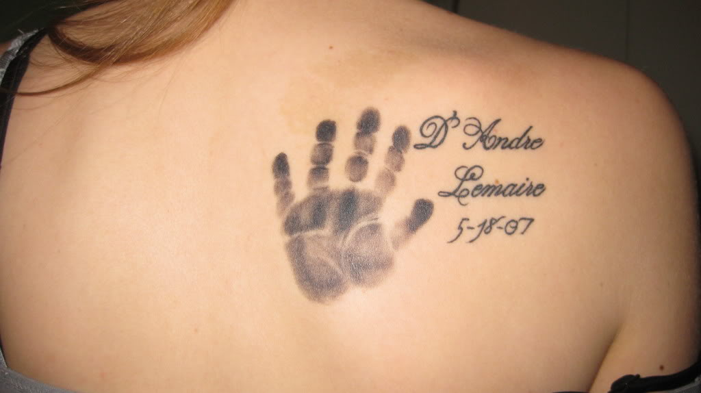 Tattoos with meaning for your kids - photo#12