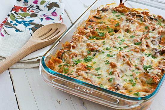Vegetable Baked Ziti | Cook'n is Fun - Food Recipes, Dessert, & Dinne...