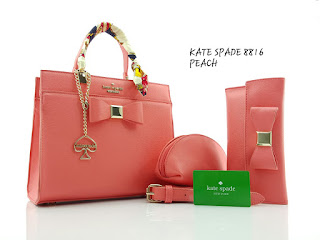 Tas KW Kate Spade Aprillia Set Dompet 8816CC Jakarta