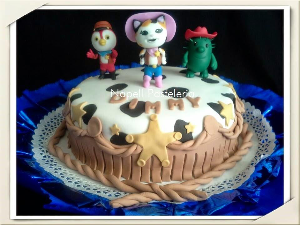 Torta Sherif Callie