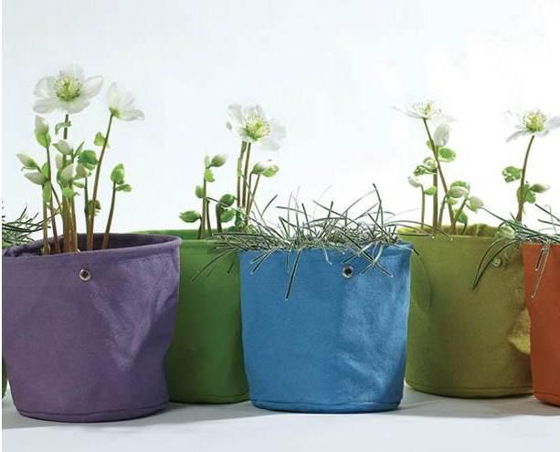 Ecco Le Nuove Tendenze Di Cucine : vestire di nuovo i vasi di piante e ...