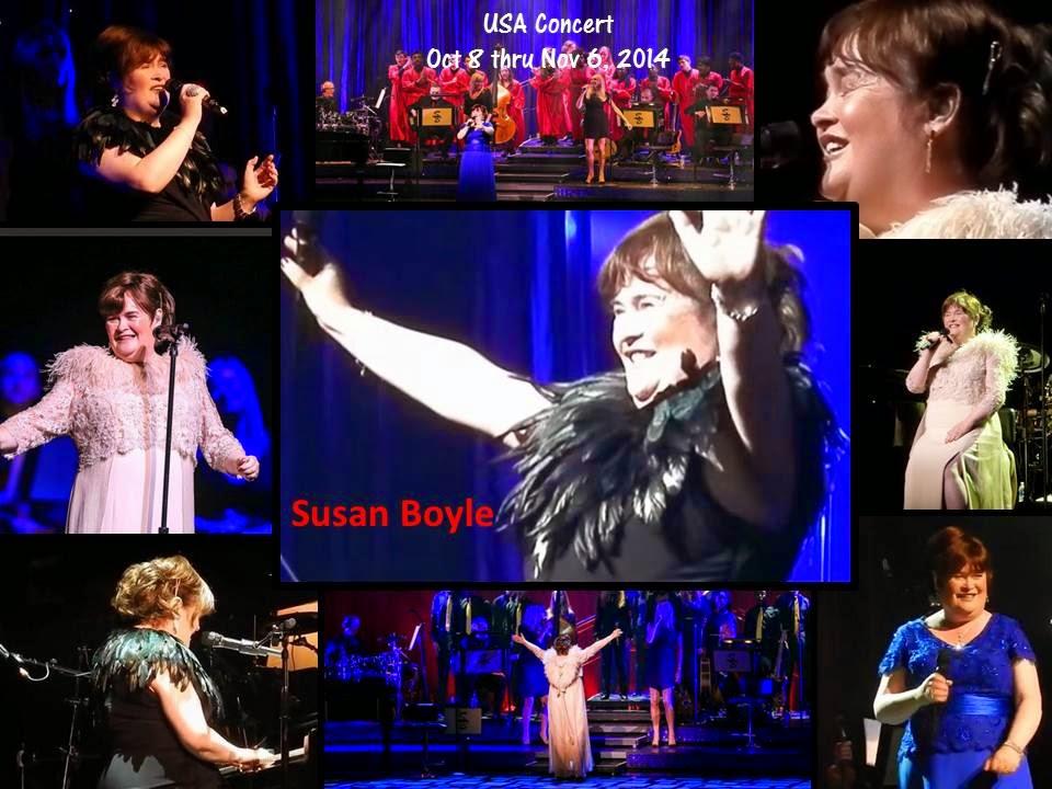 Susan Boyle in Concert 2014