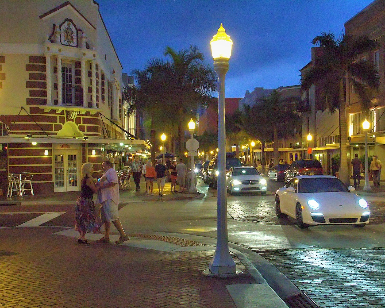 Southwest Florida Forks: Fort Myers Music Walk, Spirits of Bacchus ...