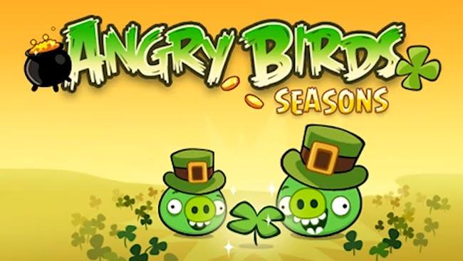 Games: Angry Birds Seasons