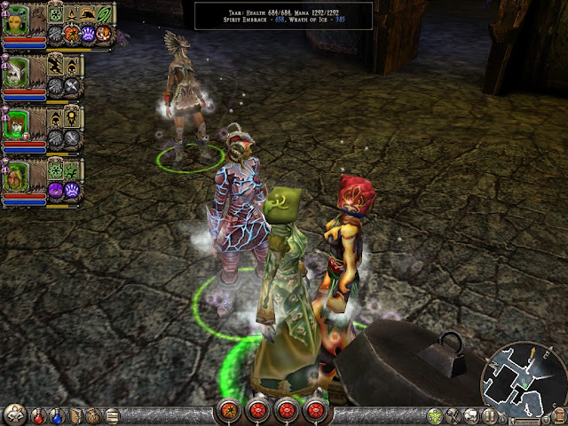 Dungeon Siege 2 - Women Party Screenshot