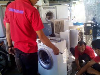 service mesin cuci wonorejo