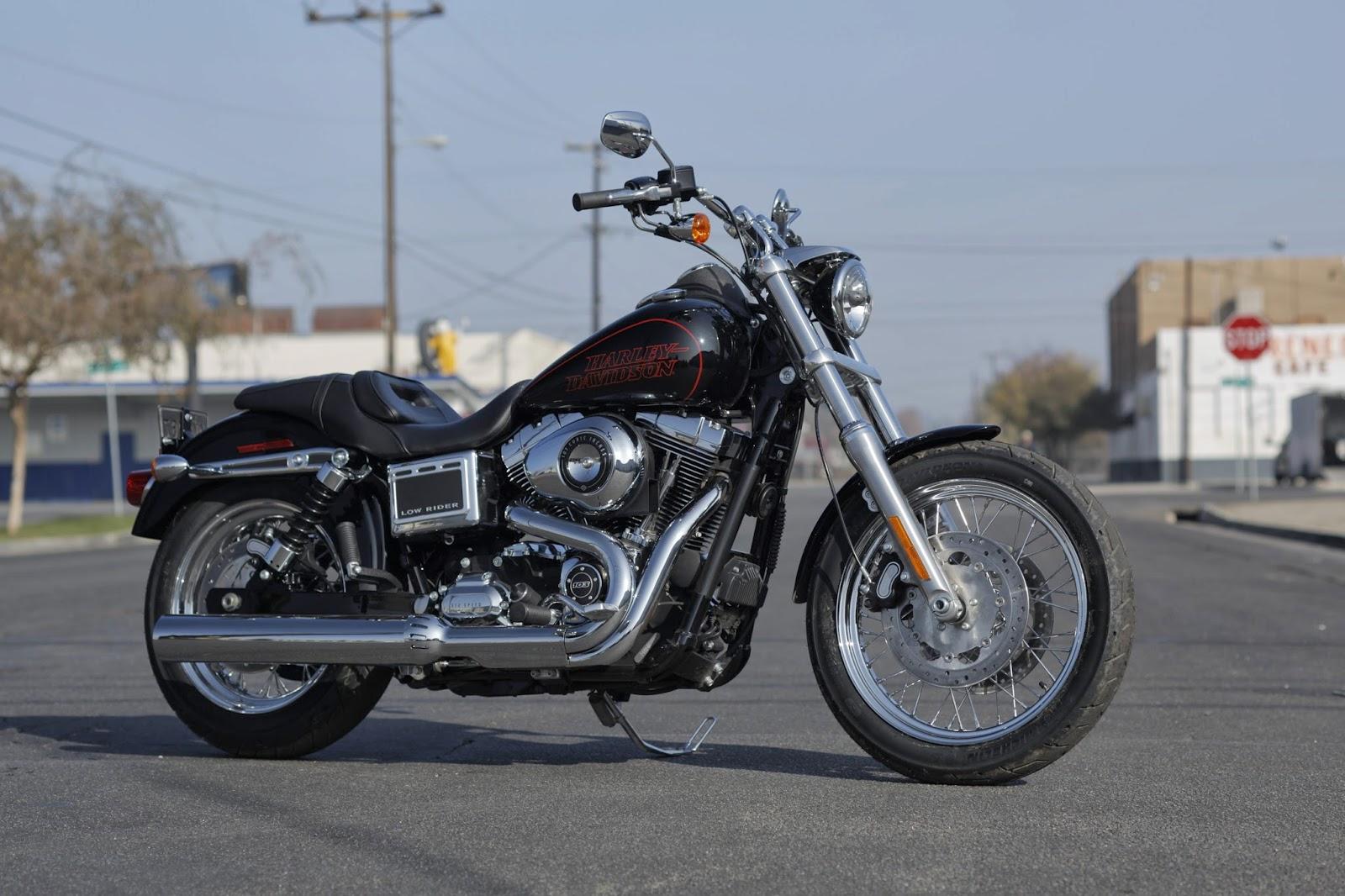 Racing Cafè: Harley-Davidson Dyna Low Rider 2014