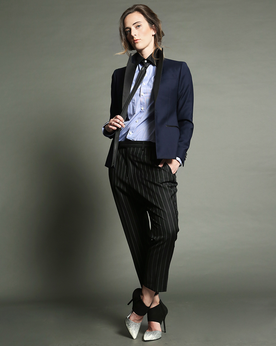 Levitate Style - The Tailory NY Look Book, Alicia Mara