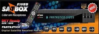 SATBOX FANTASTICO HD V3.32 KEYS 22/30/53/58/61 - ATUALIZAÇÃO 23/07/2015