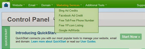 Tu Dominio, Alojamiento y Cupón De Facebook Ads Por Sólo 9 Dólares