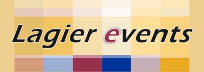 ver logotipo de Lagier Events: Campamentos de verano y anuales para aprender inglés en Madrid, Sevilla, Coto de Doñana...