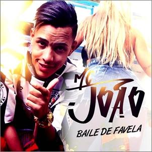 CD MC João – Baile de Favela