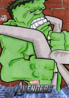 the hulk, avengers, j(ay)