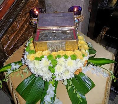 Ιερά Λείψανα Αγίου Παντελεήμονος - Αγίας Παρασκευής
