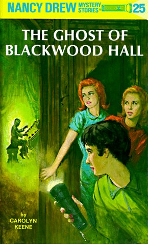 Ghost Nancy Drew