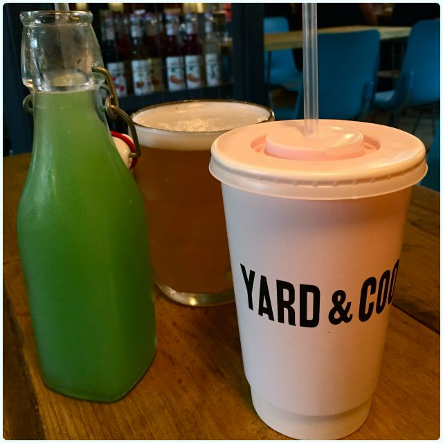 Yard and Coop - Drinks