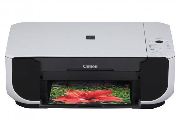 Ink Absorber Full, Error E27 pada Canon MP198/MP258