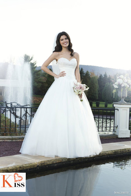 Sincerity 2014 Wedding Dress