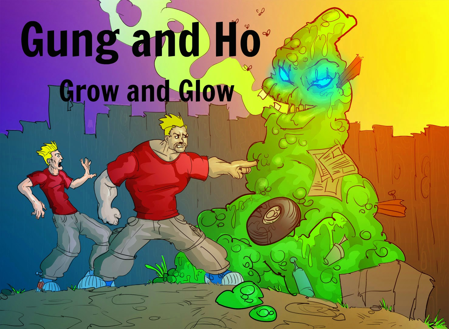 http://www.amazon.com/Gung-Ho-Grow-Pat-Hatt-ebook/dp/B00MJ2F3S6
