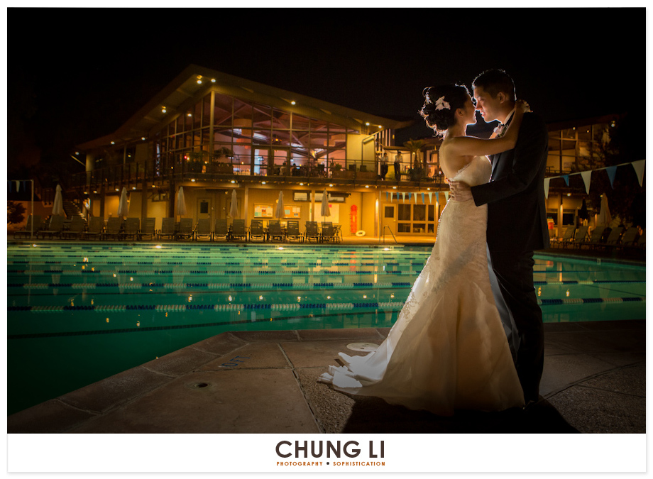 university club of palo alto wedding