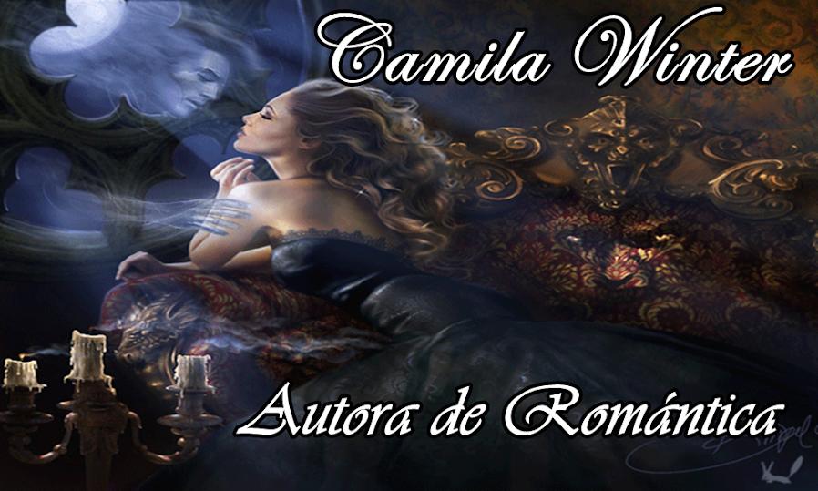 Camila Winter  escritora de romántica