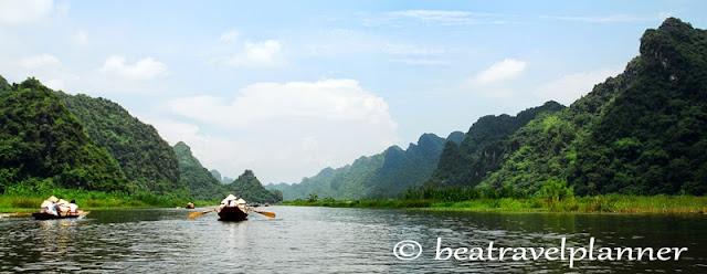 Vietnam - Fiume Rosso
