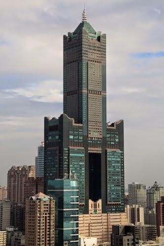 Tuntex Sky Tower, Kaohsiung, Taiwan