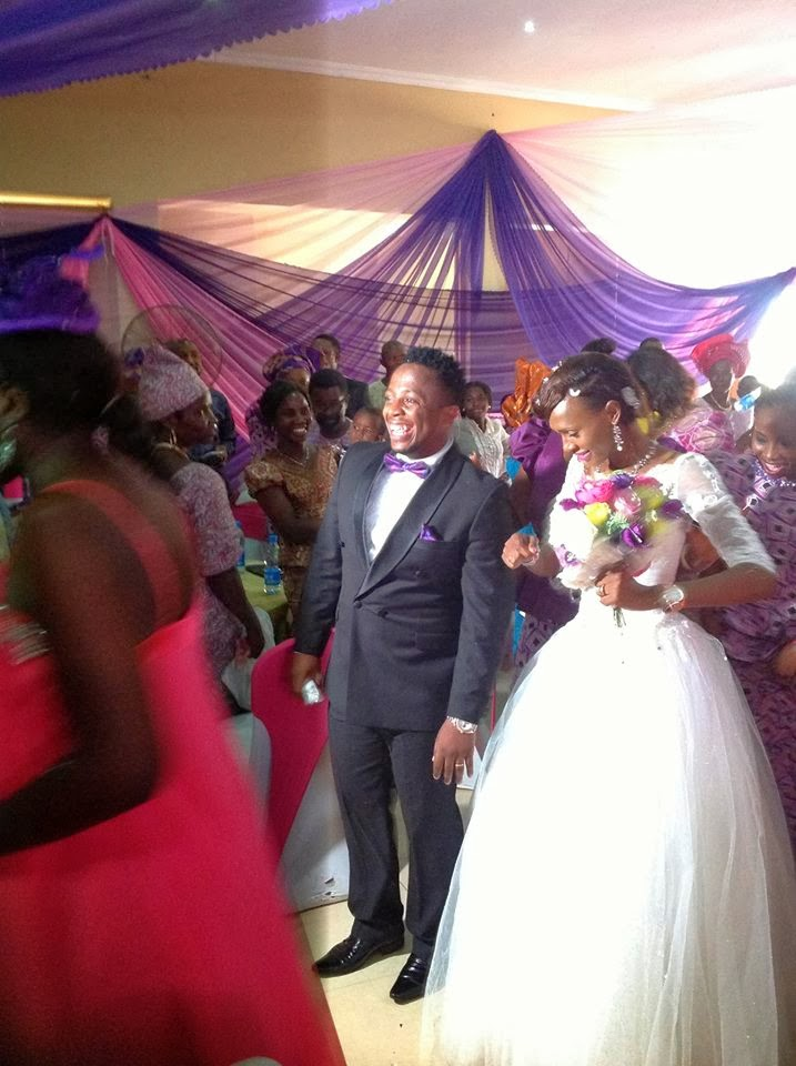 Photos From Gospel Singers Jahdiel And Ebens White Wedding