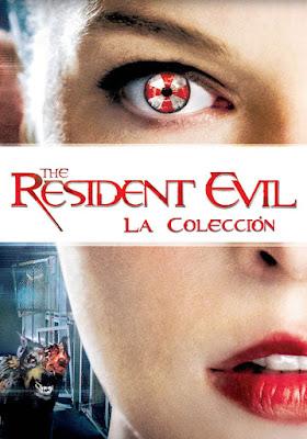 Resident Evil Coleccion DVD R1 NTSC Latino + CD